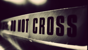 do-not-cross-line