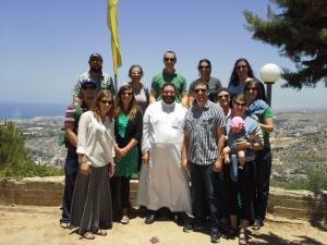 Team in Saida