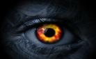 demonic eyes