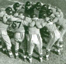 huddle-up
